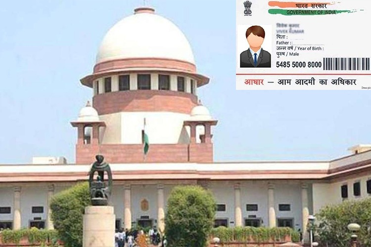 NRIs continue to be exempt for AADHAR CARD – Supreme Court of India